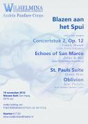 blazen-aan-het-spui-poster